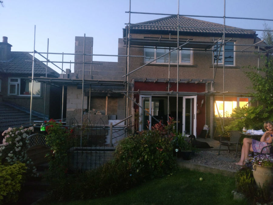 Sharps Extensions - House Extension Builder Keighley Skipton